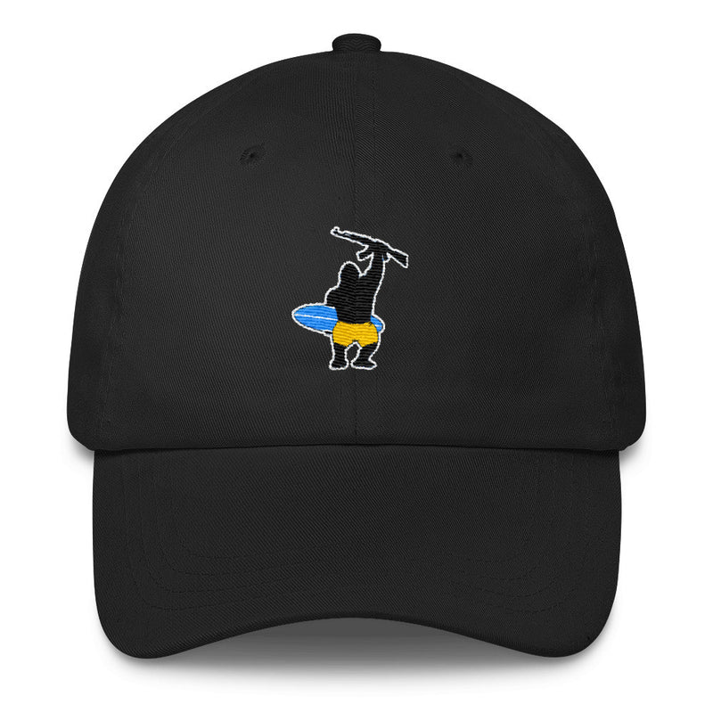 Hat | Surfs Up Gorilla Logo | Classic Dad Cap