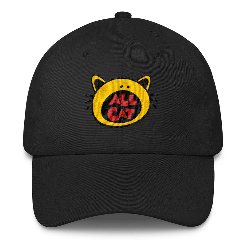Hat | All Cat | Classic Dad Cap