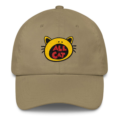 Accessory | All Cat | Classic Dad Cap