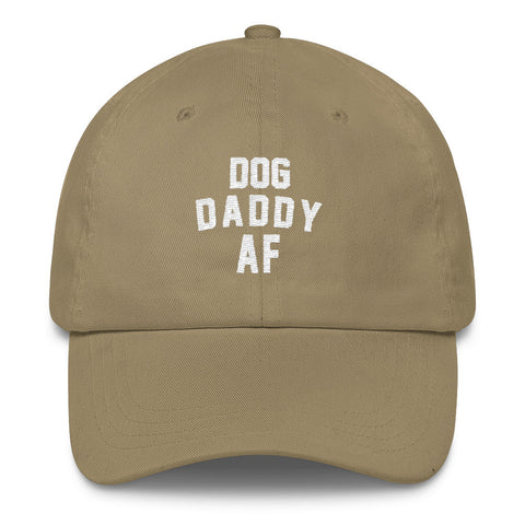 Accessory | Dog Daddy AF | Classic Dad Cap