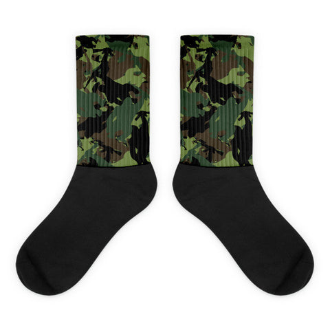 ACCESSORY | CAMO GORILLA LOGO | SOCKS