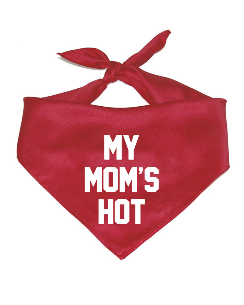 Pet | My Mom's Hot | Bandana