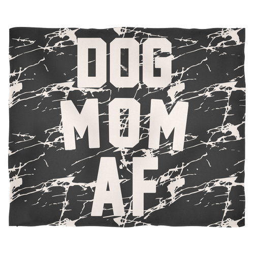 ACCESSORY | DOG MOM AF | FLEECE BLANKET