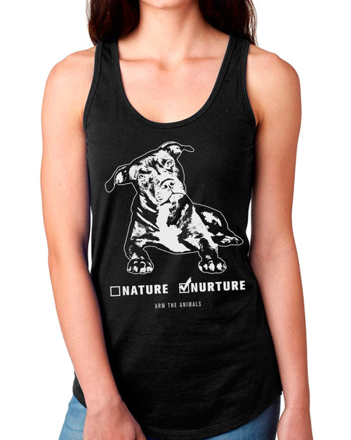 Women's  | Nature vs. Nurture | Ideal Tank Top