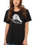 Women's | Besom Bird | Oversized Tee