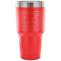 Accessory | Stop Buying Animals | 30 Ounce Vacuum Tumbler