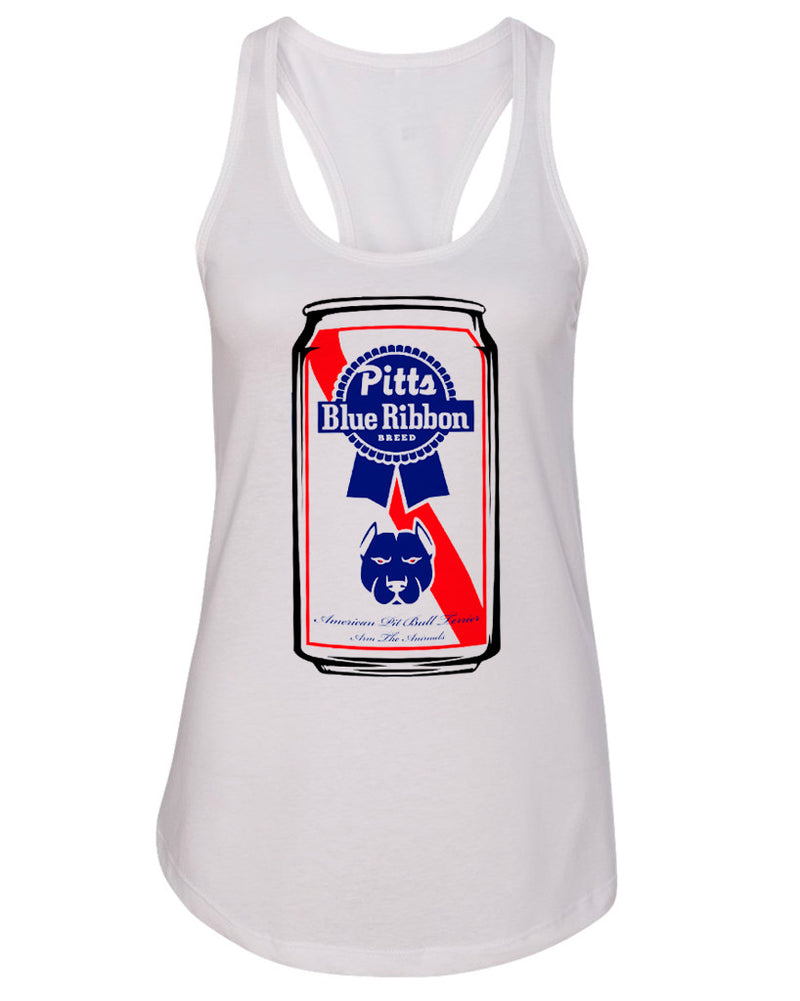 Women's | Pitts Blue Ribbon | Ideal Tank Top