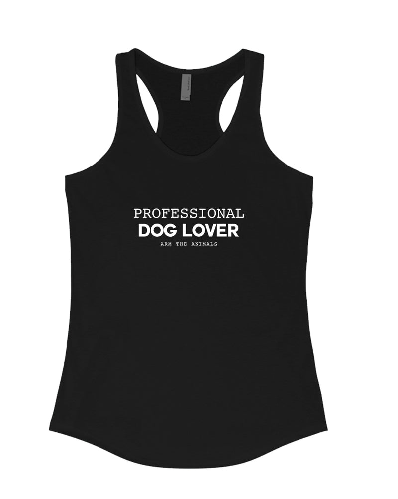 Women's | Professional Dog Lover | Ideal Tank Top