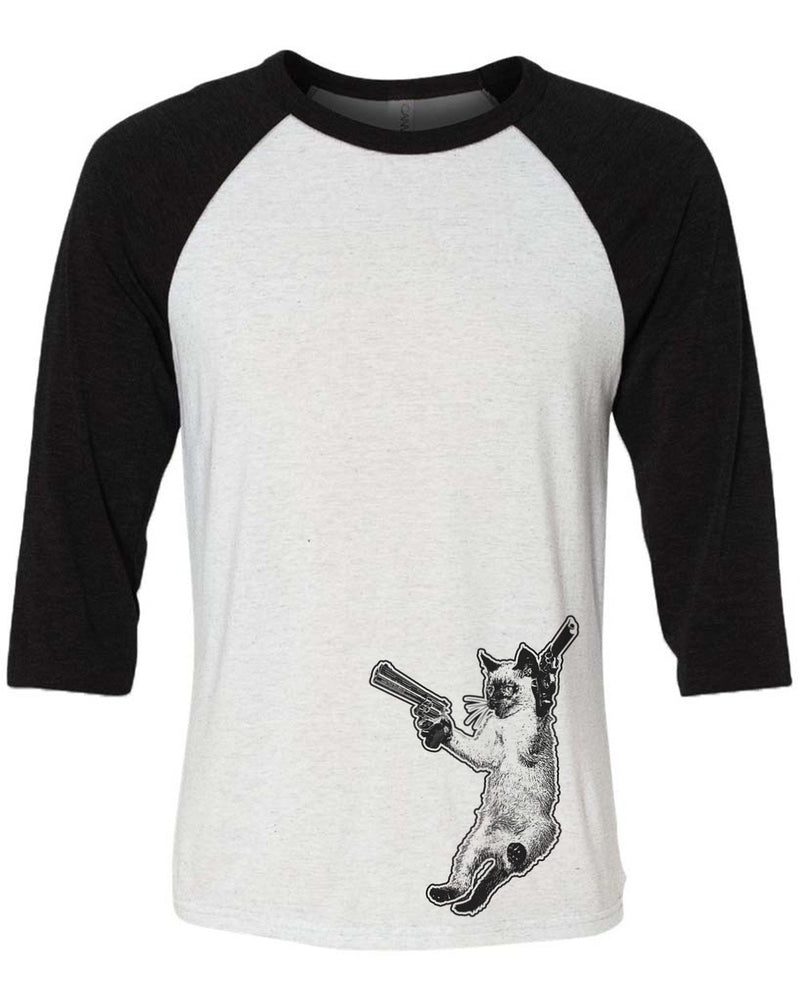 Men's | Cat & The Gat | 3/4 Sleeve Raglan