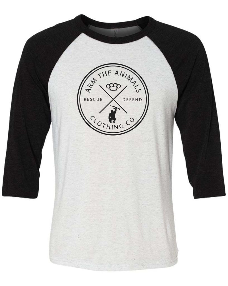 Men's | Rescue Knuckles | 3/4 Sleeve Raglan