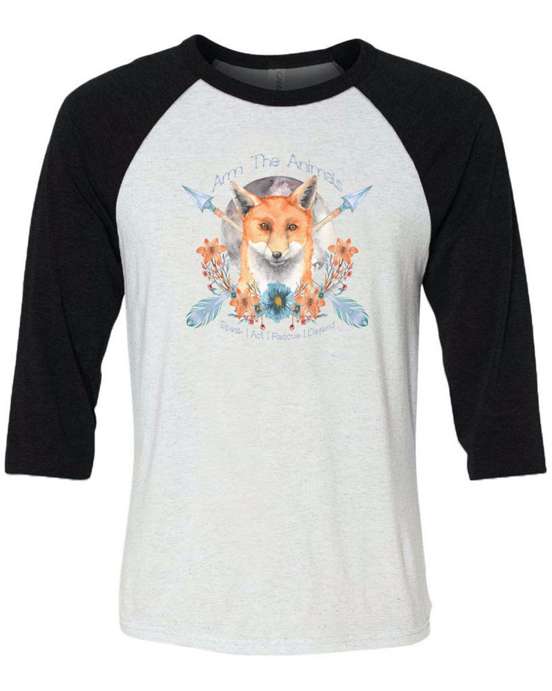 Men's | Fox Confessor | 3/4 Sleeve Raglan