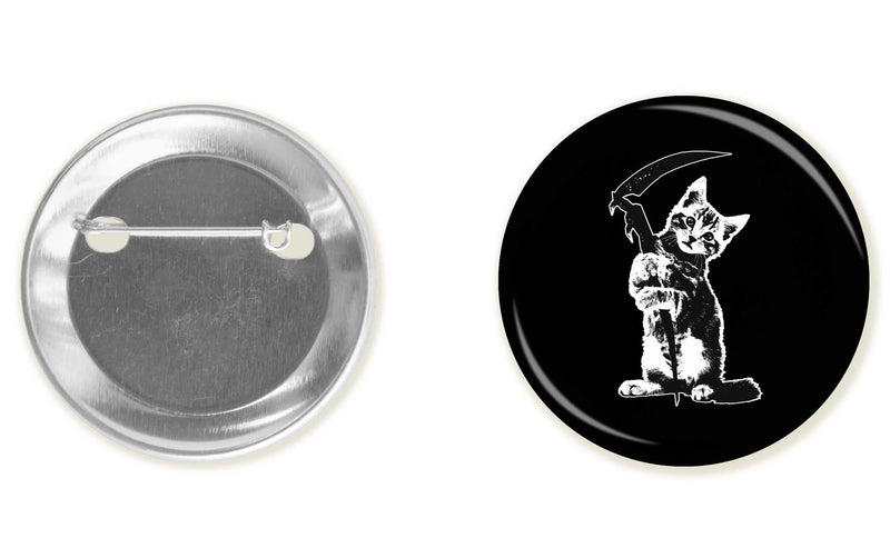 Accessory | Reaper Kitty | Button