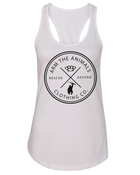 Women's | Rescue Knuckles | Ideal Tank Top