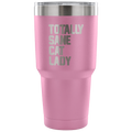 Accessory | Totally Sane Cat Lady | 30 Ounce Vacuum Tumbler