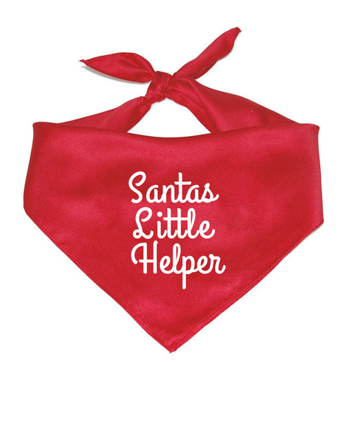 Pet | Santas Little Helper | Bandana