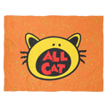 ACCESSORY | ALL CAT | FLEECE BLANKET