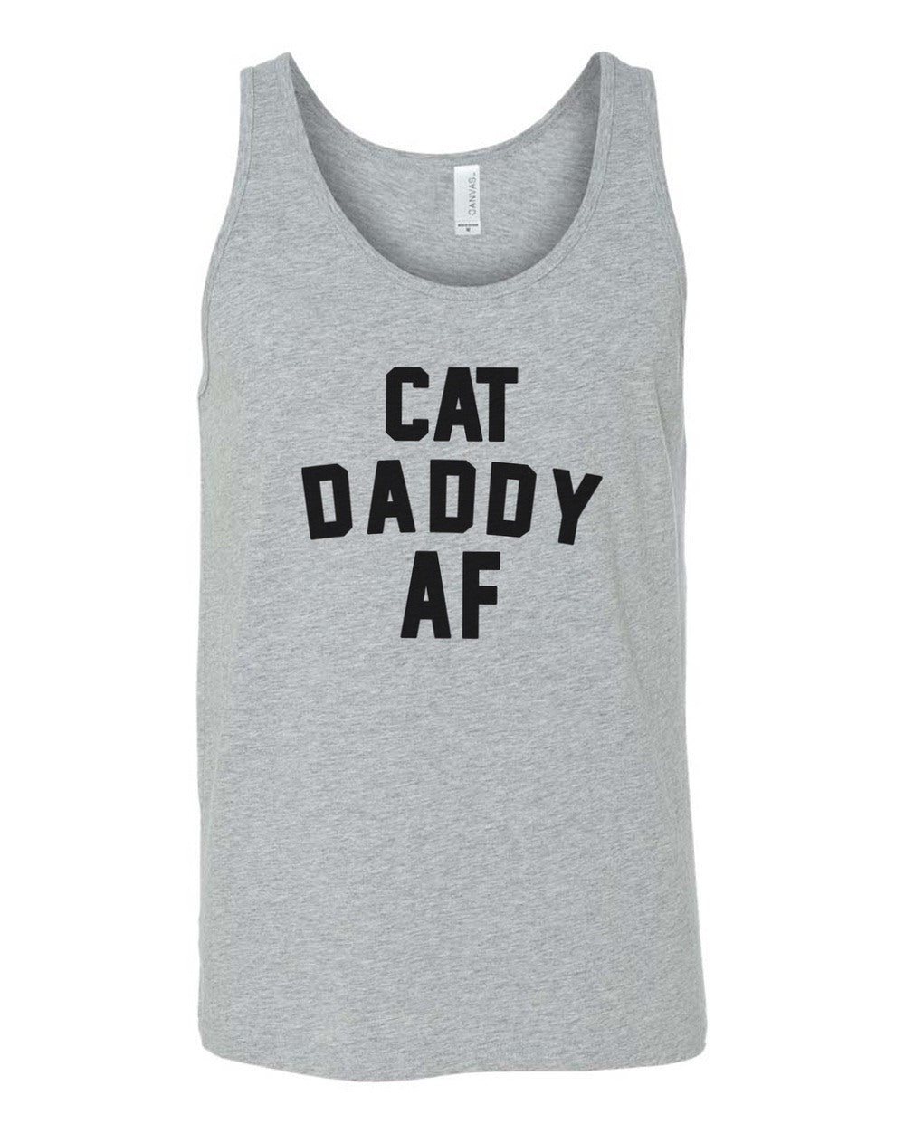 bc9fcf77 Men's | Cat Daddy AF | Tank Top – Arm The Animals Clothing Co.