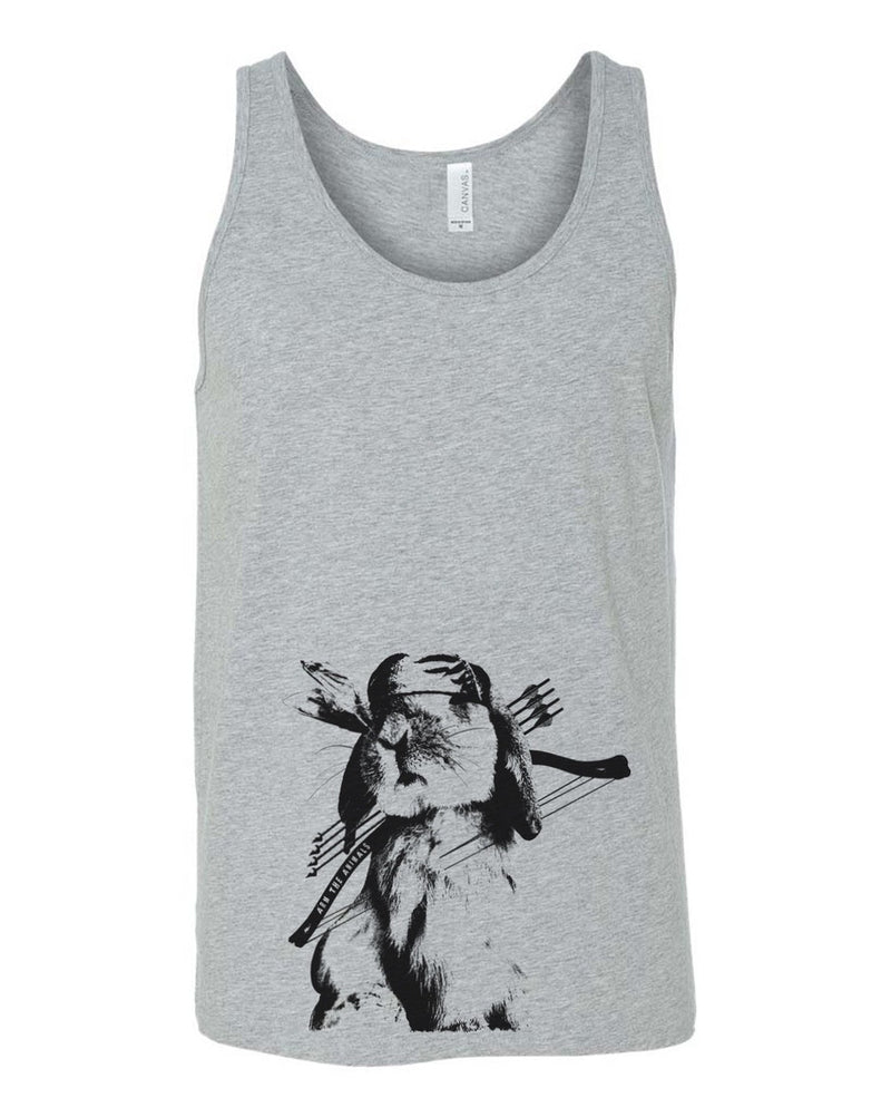 Men's | Rambo Bunny | Tank Top