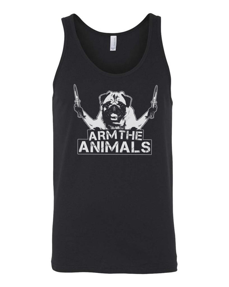 Men's | Pug Don't Play | Tank Top