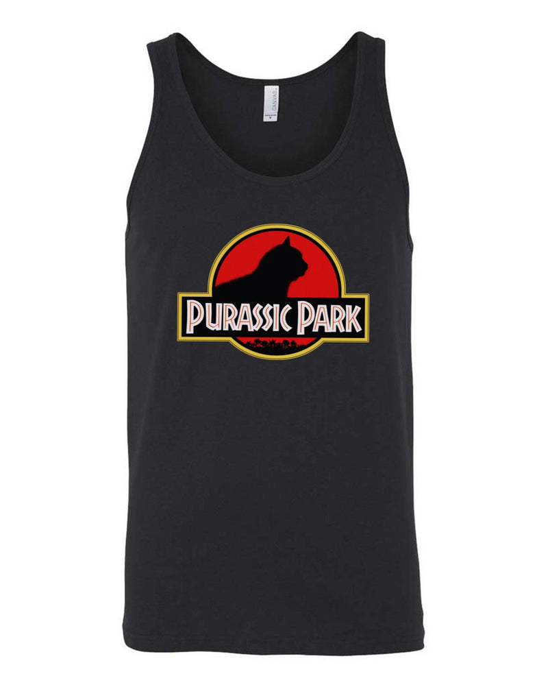 Men's | Purassic Park | Tank Top