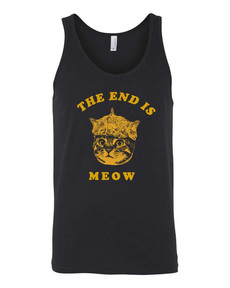 Men's | The End Is Meow | Tank Top