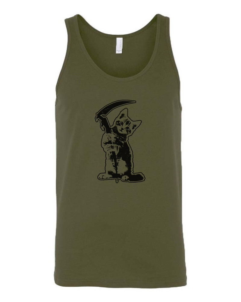 Men's | Reaper Kitty | Tank Top
