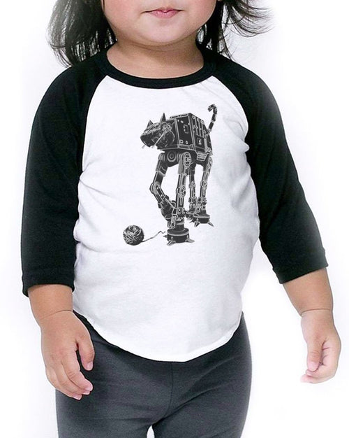 Toddler | Cat-At | Raglan