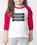 Toddler | The 3 Rs | Raglan