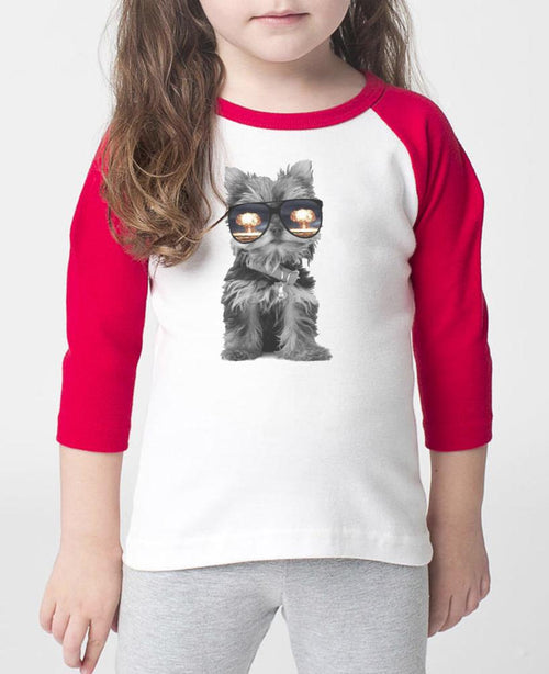 Toddler | Atomic Dog | Raglan