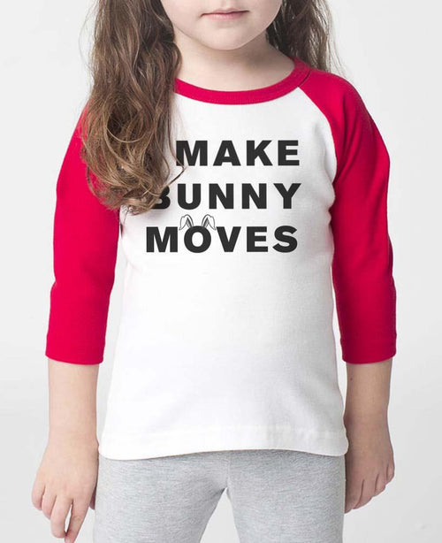 Toddler | Bunny Moves | Raglan