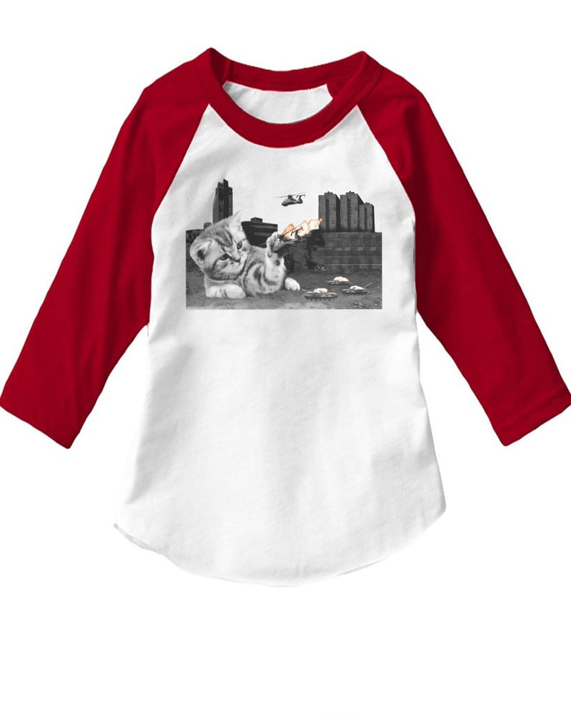 Toddler | Battle Cat | Raglan