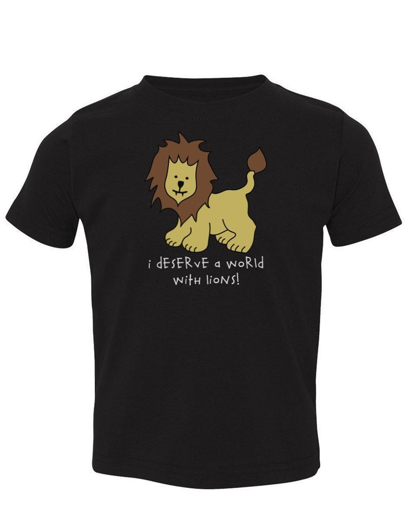 Toddler | Lions | Tee