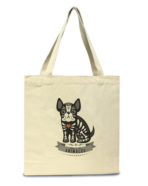 Accessories | Frenchie Alebrije | Tote Bag