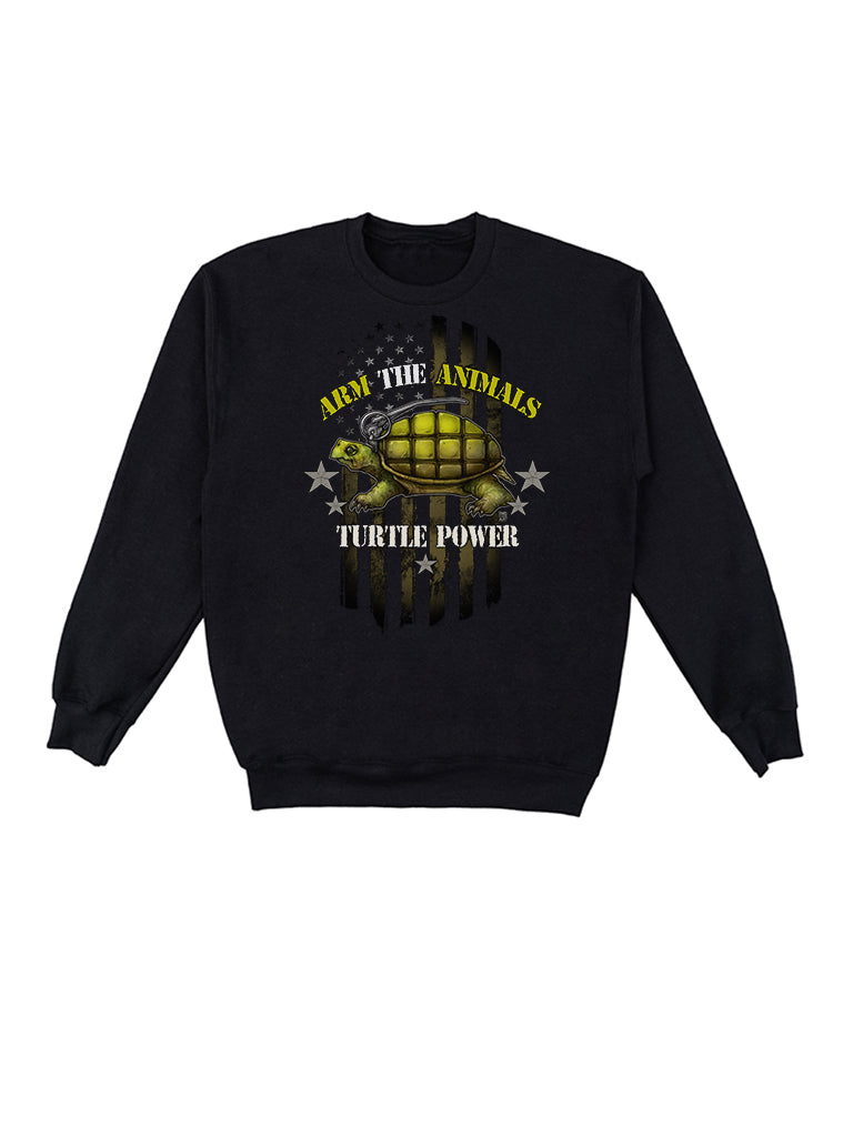 Men's | Turtle Power | Crewneck Sweatshirt