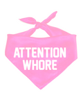 Accessory | Attention Whore | Pet Bandana