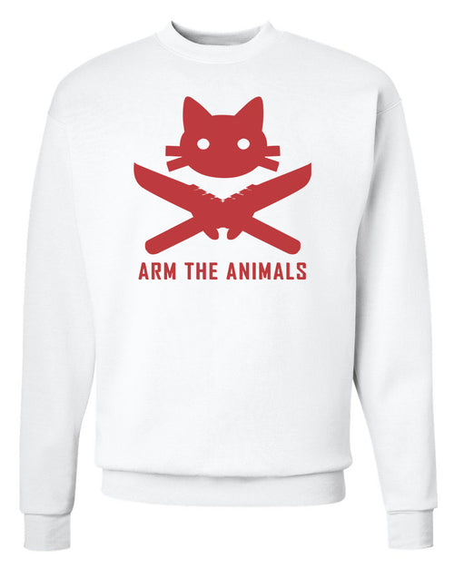 Men's | 9 Lives 2 Lose | Crewneck Sweatshirt