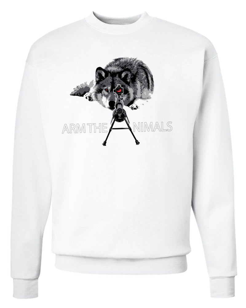 Men's | M-16 Wolf Arctic Warfare | Crewneck Sweatshirt