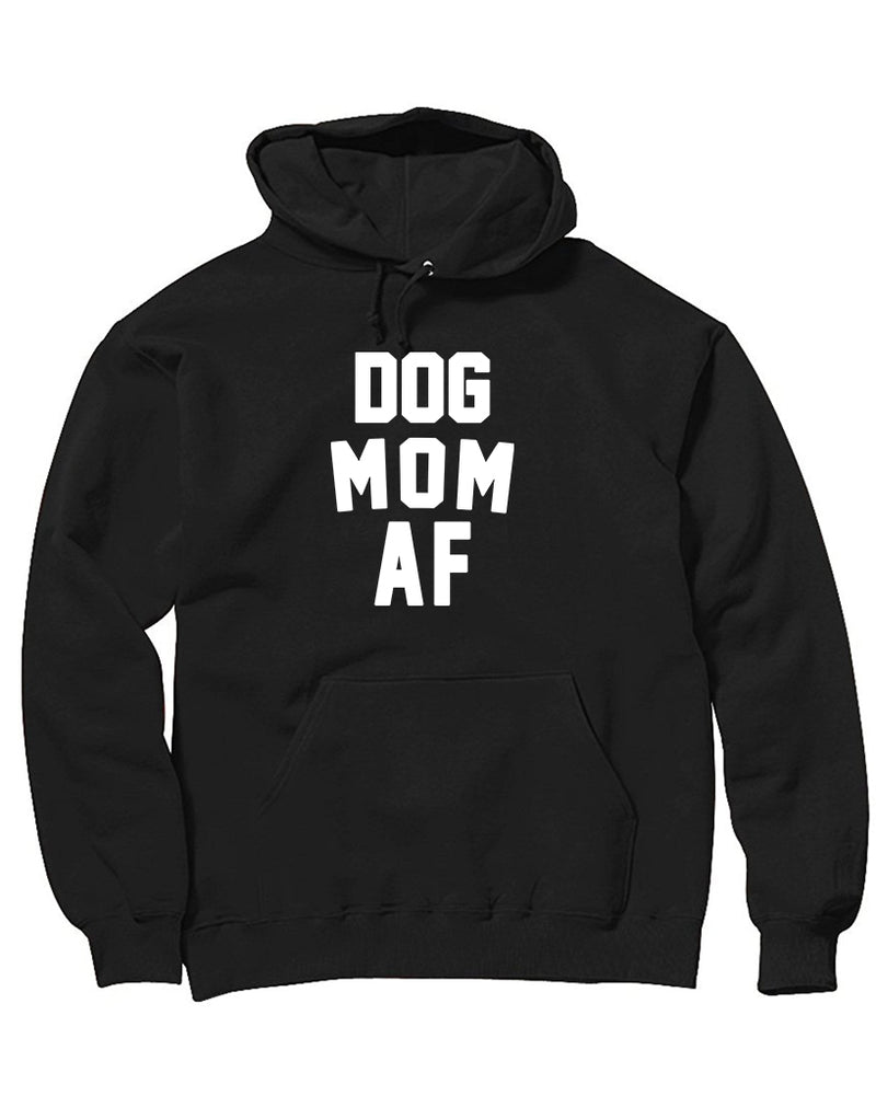 Women's | Dog Mom AF | Oversized Hoodie