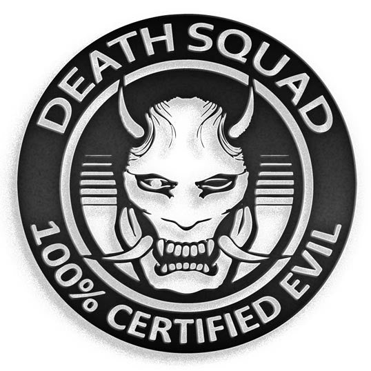 Oni sticker by death squad automotive styling death squad automotive styling