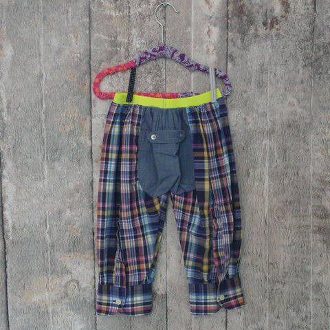 Shirt Sleeve Trousers - 2 years