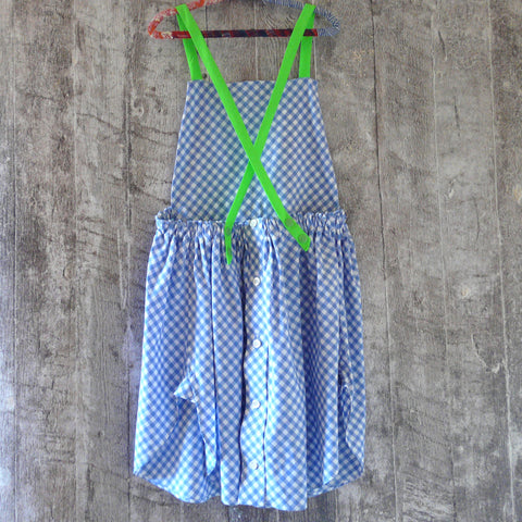 Pinafore Dress - 7 Years