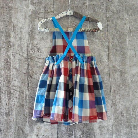 Pinafore Dress - 2 Year