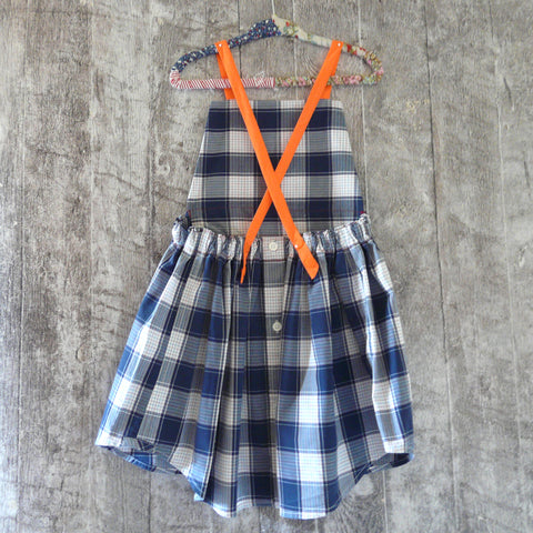 Pinafore Dress - 4 Year