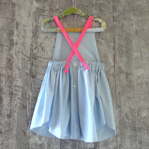 Pinafore Dress - 3 Year