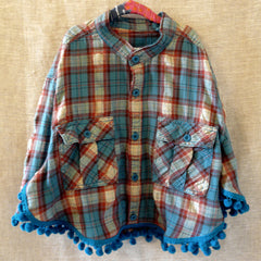 Shirt Poncho - medium/large