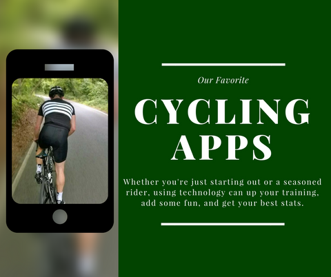 Cycling Apps DannyShane