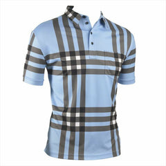 Durban Polo - Dust Blue