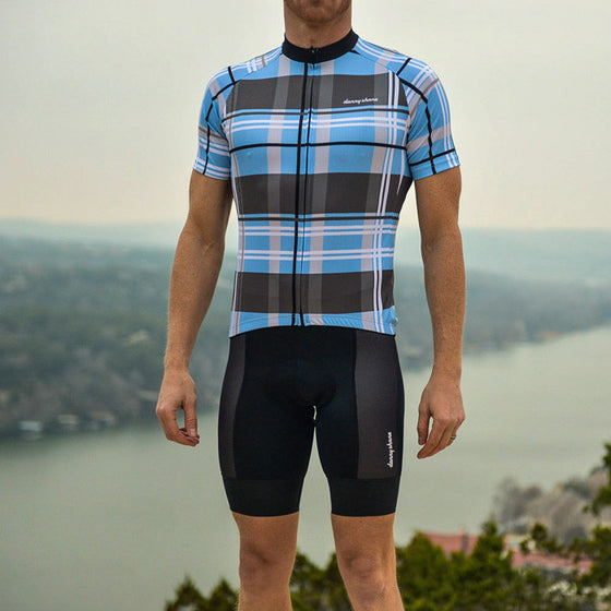 Bluewater Performance Jersey -  Blue