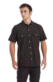 Berwick Button Down Shirt - Black