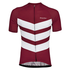 Aston Performance Jersey - Ruby